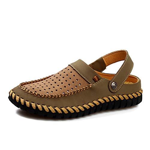 Uso Antiscivolo Cave pantofole 0 Wagsiyi 0 Sandals Scarpe Uomo Summer 27 da A Verde Traspiranti CM spiaggia 24 Scarpe Da Scarpe Spiaggia Doppio OvIqIS