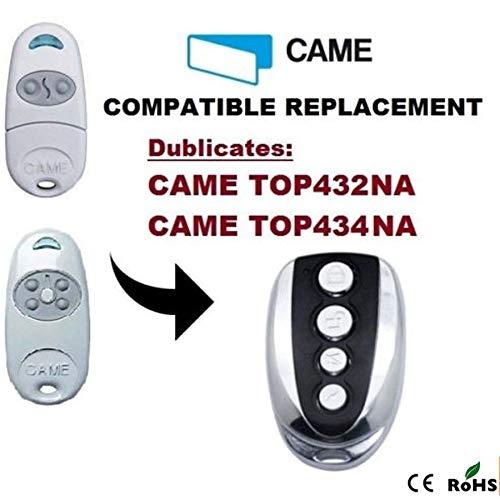 Calvas new design hot sale copy CAME TOP432NA TOP434NA remote