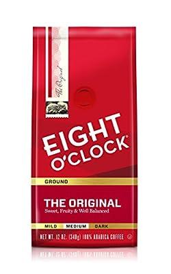 Eight O'Clock Ground Coffee by Eight O'Clock Coffee
