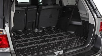 2012 toyota highlander floor mats - 6