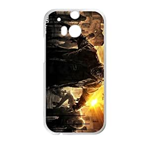 dying light game HTC One M8 Cell Phone Case White Customize Toy zhm004-7409854