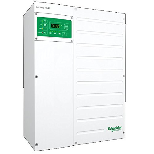 SCHNEIDER 5.5 KW 48 VDC 120/240VAC 60HZ GRID TIE BATTERY INVERTER- XW+5548 NA by Schneider Electric (Image #2)