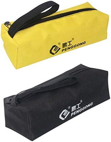FLAMEER 2ピース/個Oxford St Bag Repair Tools Hardware Handbag Zip Organizer