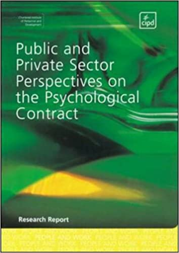 cipd psychological contract