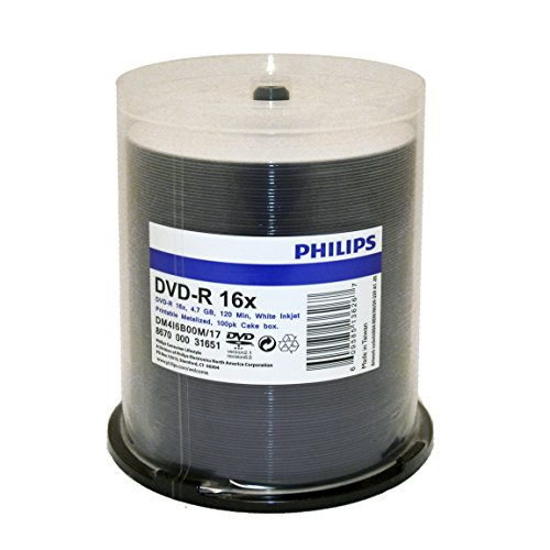 Philips DVD-R Duplication Grad