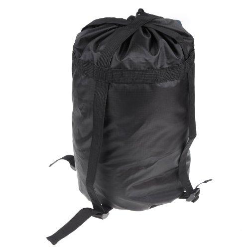 Lixada Stuff Sack Compression Nylon Lightweight Camping Sleeping Bag Utility Stuff Storage Sack (2 Size Optional) (Big)