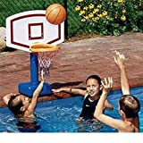 Swimline Jammin Poolside Pool Basketball Game
