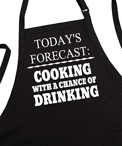 funny cooking aprons for men - 8