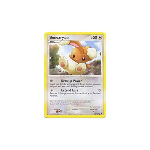 - Pokemon Buneary - Diamond & Pearl Majestic Dawn - 53 [Toy]