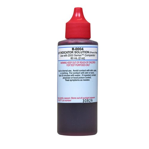 Taylor Reagent pH Indicator 2 oz R-0004-C, Box of 12