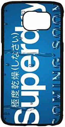 Superdry Phone Coque Pour Samsung Galaxy S7,Superdry Logo De La ...
