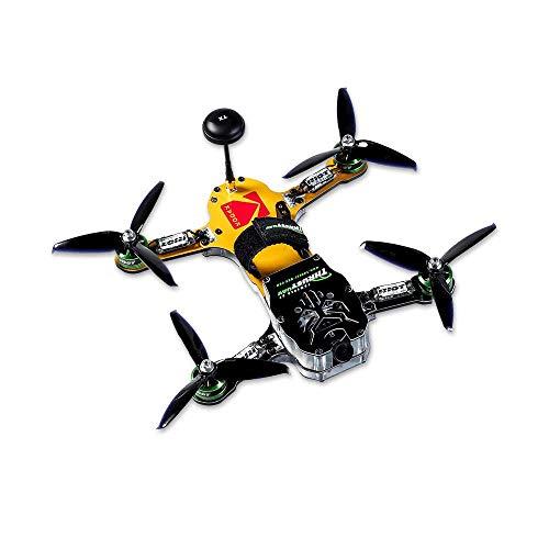 KODAK Thrust UAV 1003 Riot 250R Pro Edition FPV Racing Drone