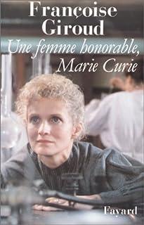 Une femme honorable, Giroud, Françoise