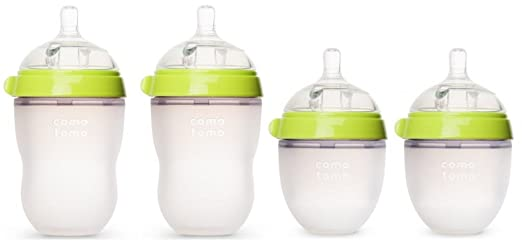 Review Comotomo - Baby Bottles