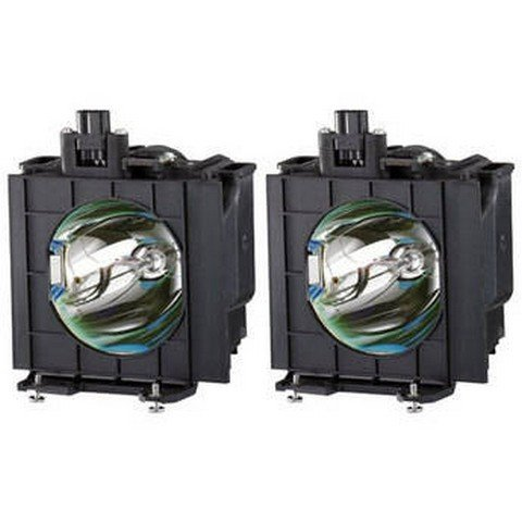 Panasonic PT-DZ8700U Twin-Pack LCD Projector Lamp (Contains 2 lamps)