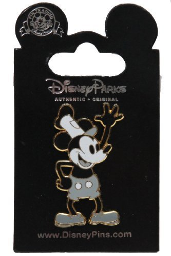 Disney Pin #24132: Steamboat Willie 2003