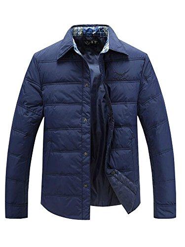 (ネルロッソ) NERLosso ダウンジャケット メンズ 防寒 軽量 ショート丈 アウトドア バイク ゴルフ 登山 ジャンパー ブルゾン 大きいサイズ 正規品 cml24122