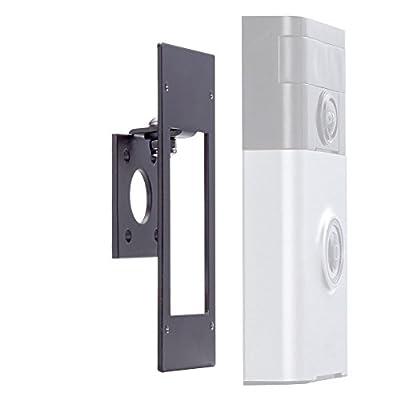 POPMAS Doorbell Angle Adjustment Adapter-Doorbell Angle Adjustment Mount-Doorbell Angle Adjustment Bracket for Ring Video Doorbell/Ring Doorbell Pro