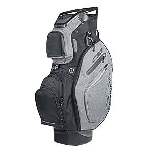 Sun Mountain Golf 2018 C-130 Cart Bag Black, Charcoal (Black/Charcoal)