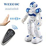 Best Robots - WEECOC Smart Robot Toys Gesture Control Remote Control Review