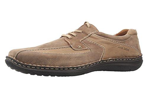 Josef Seibel, Braun Chaussures À Lacets Marron