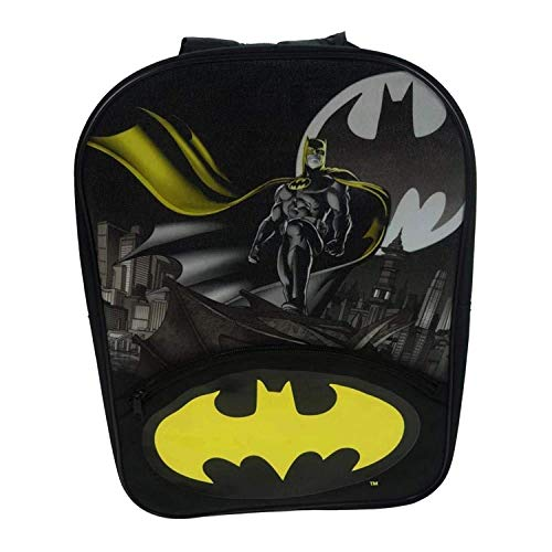 DC Comics Batman Children'S Backpack, 40 cm, 24 Liters, Black Batman001027