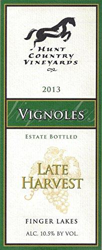 Vineyard Late Harvest - 1