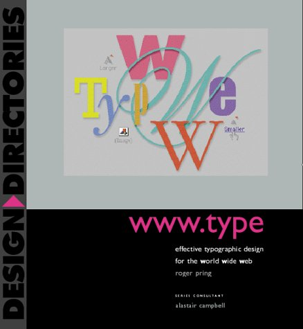 Read Online www.type: Effective Typographic Design for the World Wide Web pdf epub