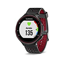 Garmin Forerunner 235 GPS Watch with Heart Rate Monitor, Marsala (Renewed)