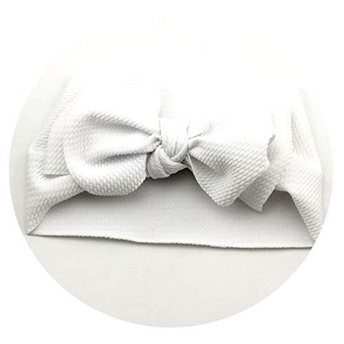 Adjustable Big Bow Headwrap Baby Headband Top Knot Headbands Over Sized Bow Hair Turban Newborn Head Band Girl Hair Bows