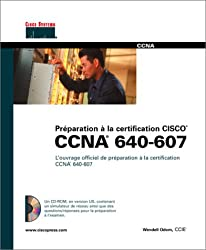 Préparation à la certification Cisco CCNA 640-607 - 1 CD-ROM