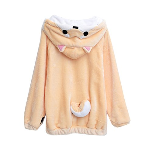 AnimeTown Doge Long Sleeves Costume Sweater Hat Hoodie - Doge Sweatshirt