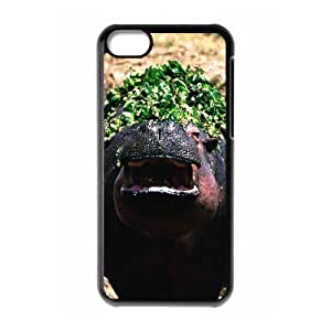 linJUN FENGProtection Cover Hard Case Of Hippo Cell phone Case For iphone 4/4s