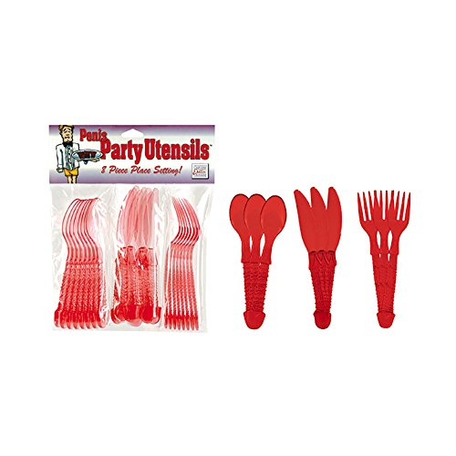 Amazon.com: Penis Party Utensils: Health & Personal Care