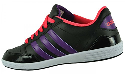 Rosa Hoops Sneakers Lo W Scarpe Per Adidas Donna Porpora Moda Neo Nero Vlneo zq4AE