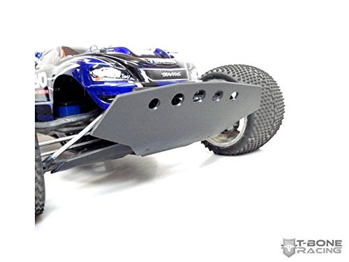 Traxxas 1/10 E-Revo TBR 3pc Basher Front Bumper from T-Bone Racing - 62126