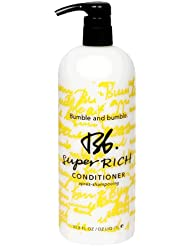 Bumble and Bumble Super Rich Conditioner, 33.8-Ounce Pump Bottle