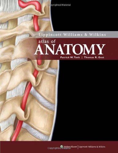 Lippincott Williams & Wilkins Atlas of Anatomy (Point (Lippincott Williams & Wilkins))
