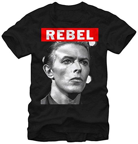 David Bowie- Big Rebel T-Shirt Size M