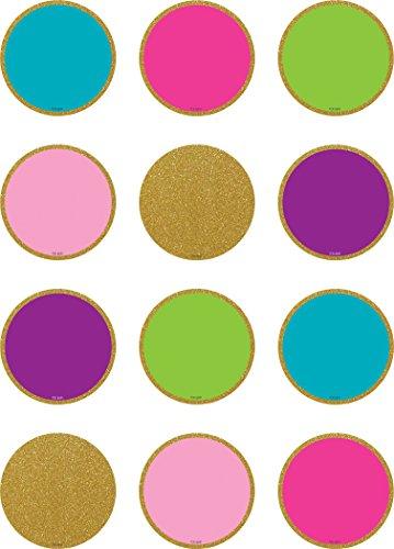 Confetti Colorful Circles Mini ()