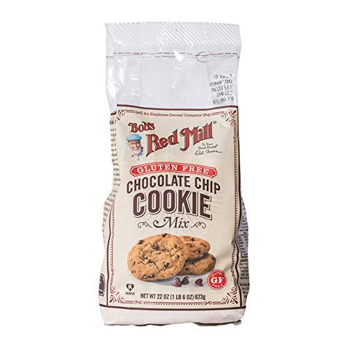 Bob's Red Mill Gluten Free Chocolate Chip Cookie Mix - 22 oz