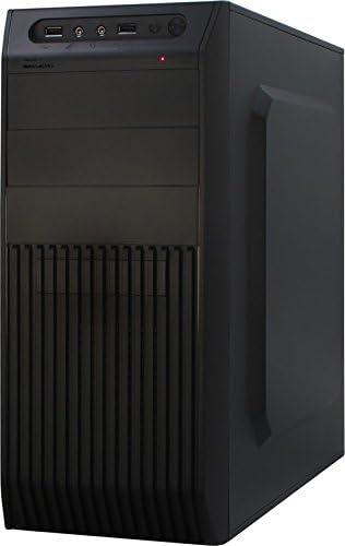 Inter-Tech CM-35 Carcasa de Ordenador Midi-Tower Negro 500 W - Caja de Ordenador (Midi-Tower, PC, ATX,uATX, Negro, 500 W, Superior): Amazon.es: Informática