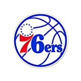 Philadelphia 76ers Official NBA 1 inch Lapel Pin by Wincraft