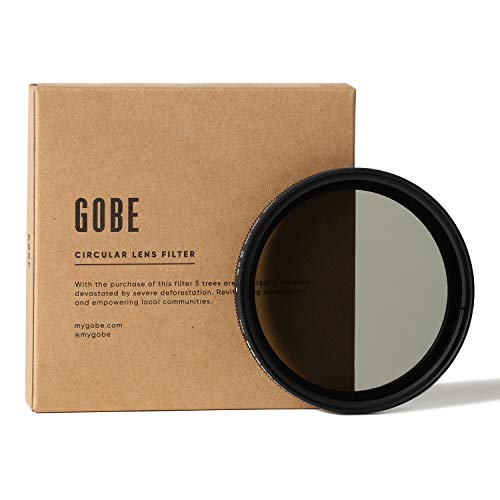 Gobe - Filtro para Objetivo Variable ND 55 mm (1Peak)