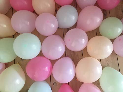 Balloons for Parties Macaron Latex 100Pcs Birthday Party