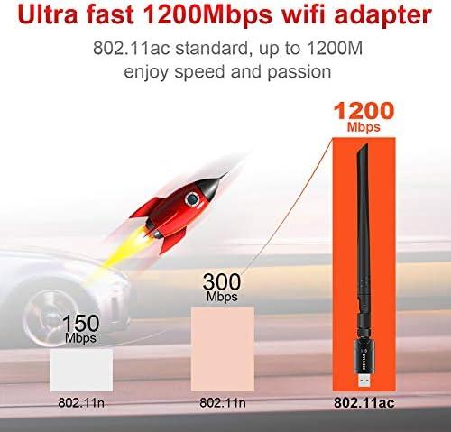 wireless adapter speed
