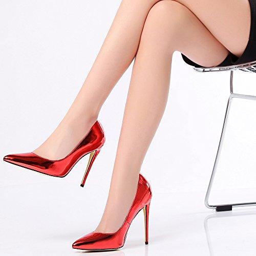 MONICOCO - Cerrado Mujer Rojo - rojo