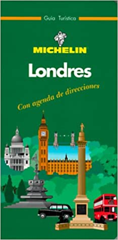 Michelin Green Guide: Londres (Michelin Green Tourist Guides
