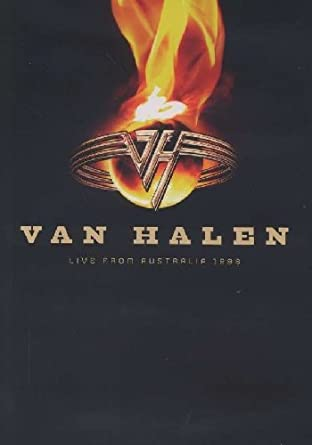 Amazon Com Van Halen Live From Australia 1998 Import Movies Tv