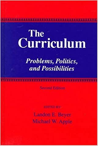 The Curriculum: Problems, Politics, and Possibilities Frontiers in education